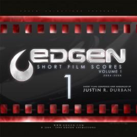 Edgen Short Film Scores – Vol #1