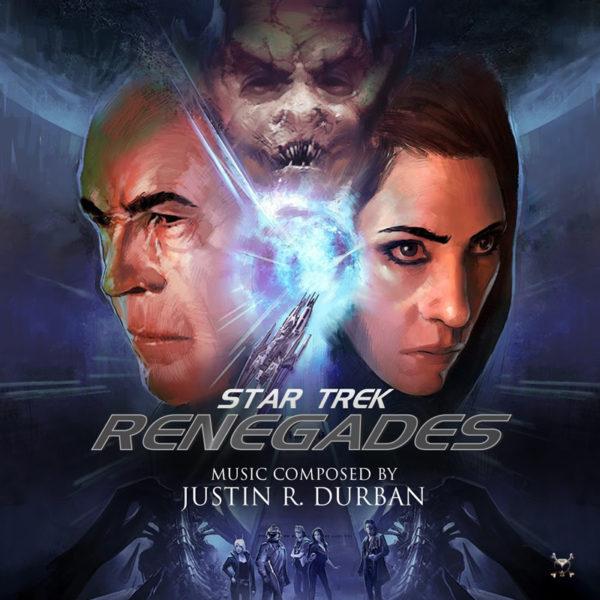 Star Trek: Renegades - Album Cover 800